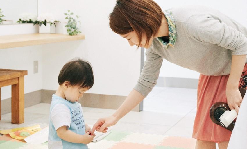 ママトコタイムは子育て期のママをサポートしたいという店舗様の想いで実現しています。